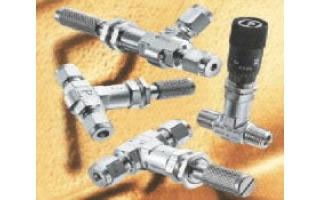 Metering Valves (N Series) <br />Catalog 4170-N <br />July 2002