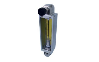 Glass Tube Variable Area Flow Meter Parker P240 Series