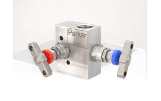 'H' Series Two Valve Manifolds Parker