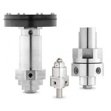Pressure regulators for hydrogen applications